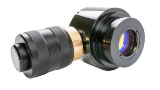 DS2-80 Double Stack Filter Lunt Solar Telescope